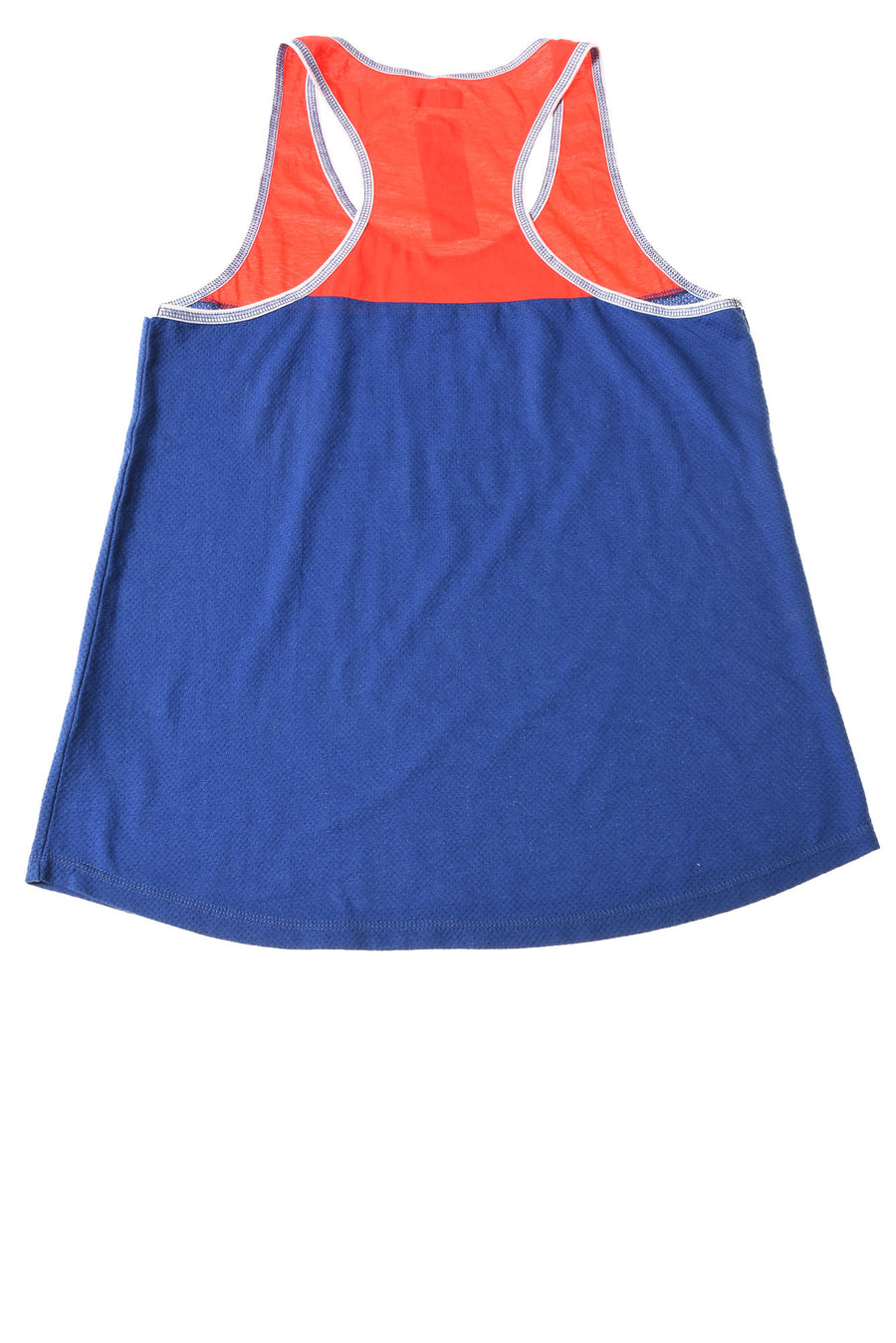 NEW NFL Team Apparel Women's Top Large Blue / Red