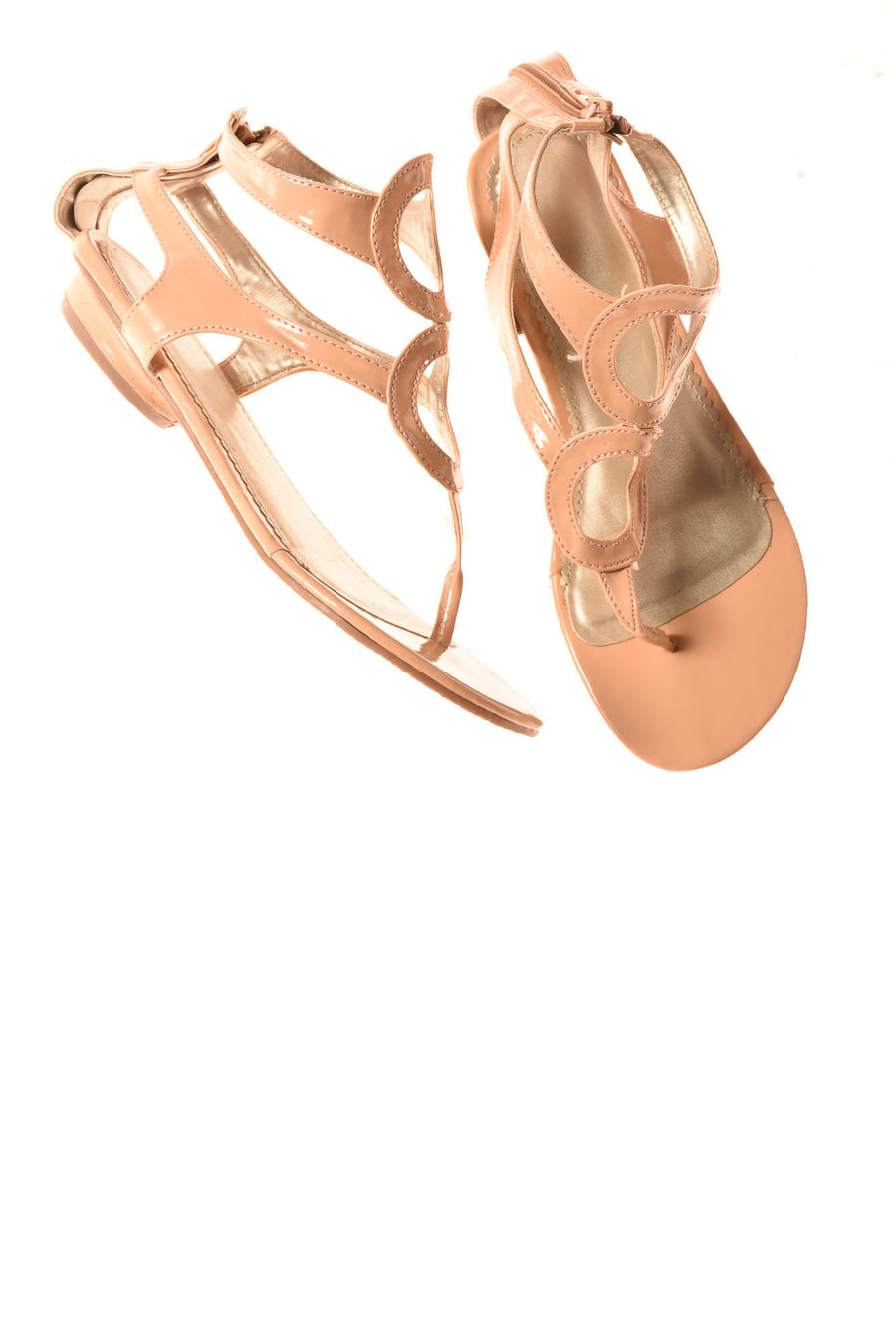 USED No Brand Women's Shoes 9 Tan