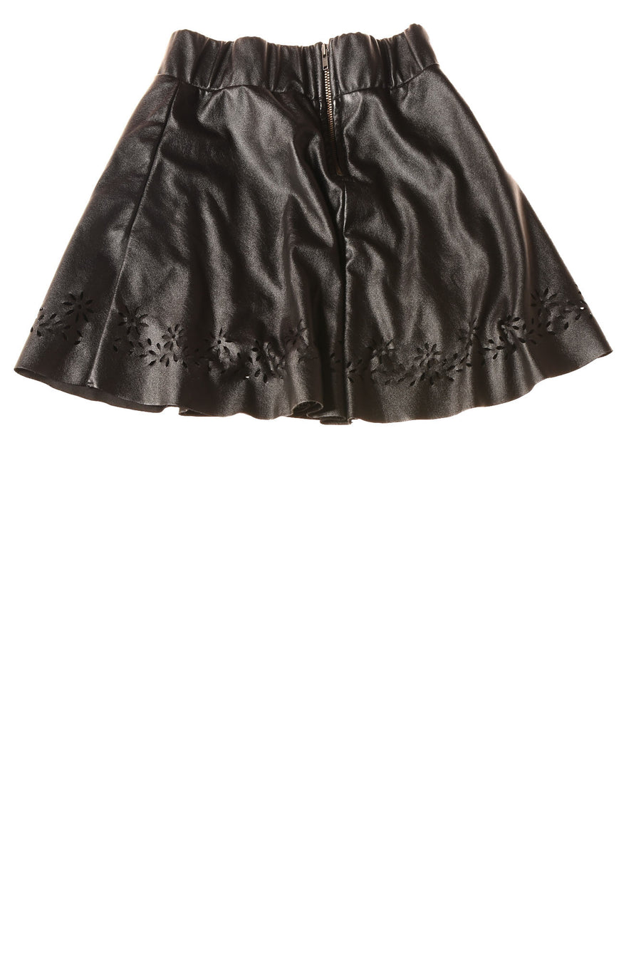 USED Ruby & Bloom Girl's Skirt 7/8 Black