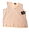 NEW Erika Women's Top X-Large Tan