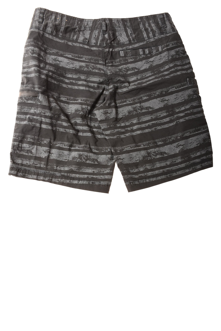 USED Urban Pipeline Men's Shorts 34 Gray / Print