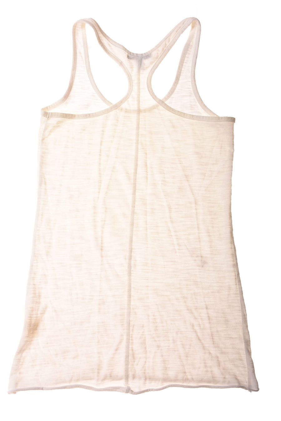 USED Delia*s Women's Top X-Small White