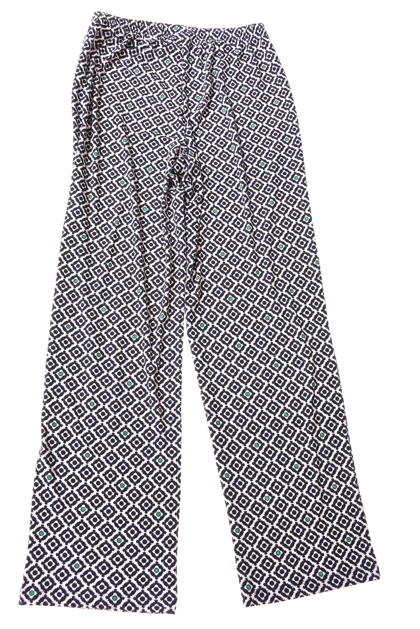 131bc803ff8a USED Easywear By Chico s Women s Pants 0 Blue   White   Print ...