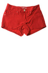 USED YMI Women's Shorts Small Red