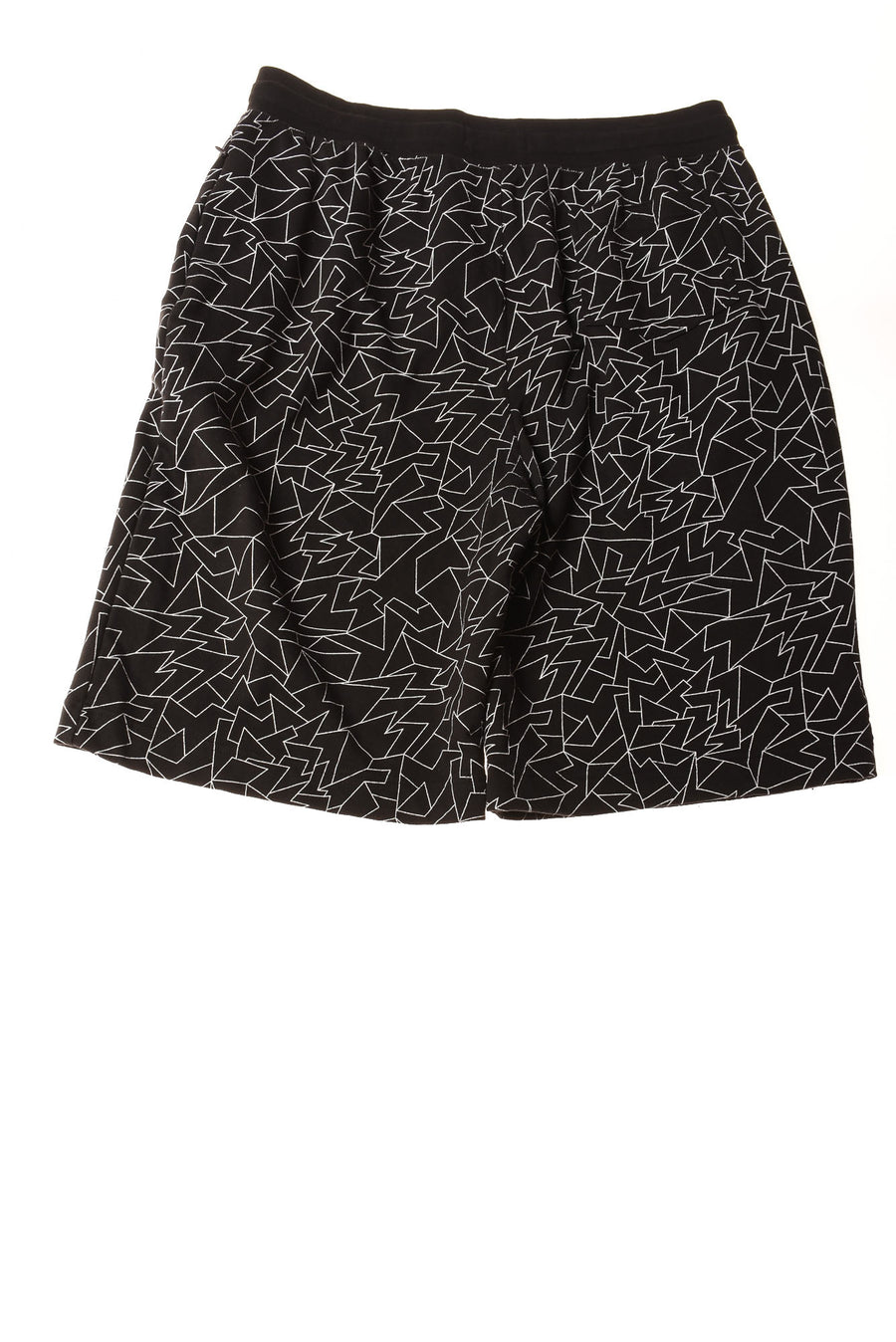 USED Champs Sports Gear Women's Shorts 3X Black / Print