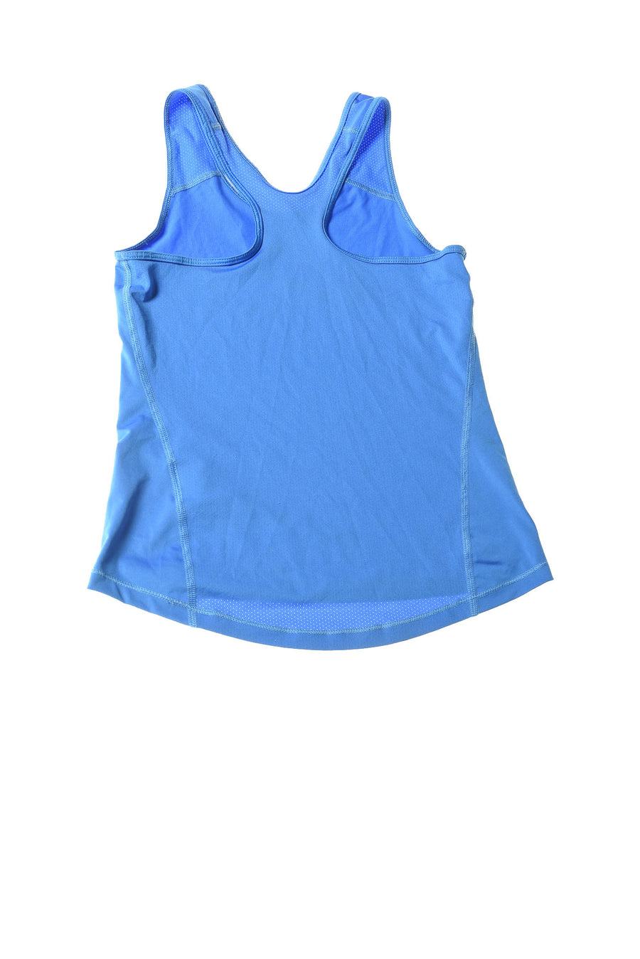 USED Nike Girl's Top Medium Blue