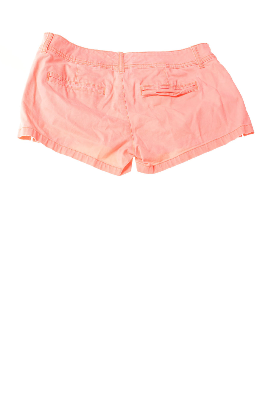 USED Arizona Jeans Women's Shorts 7 Neon Pink