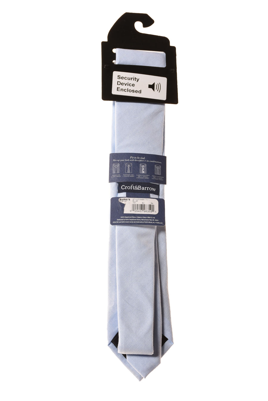 Men's Necktie By Croft & Barrow