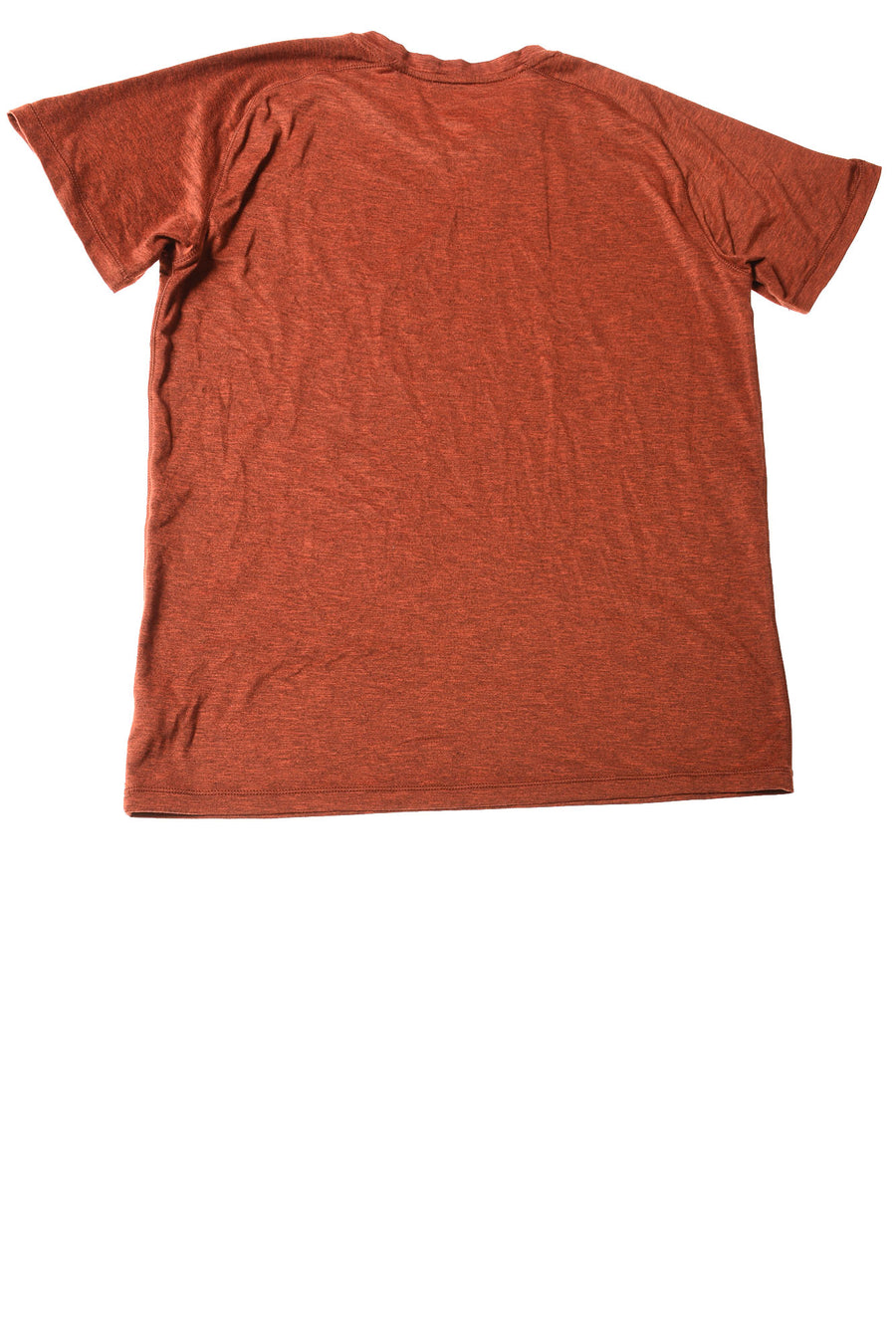 USED American Eagle Men's Shirt Small Rust