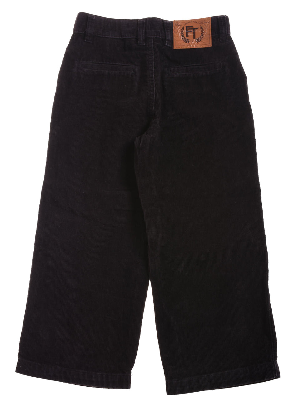 USED French Toast Toddler Boy's Pants 5 Black