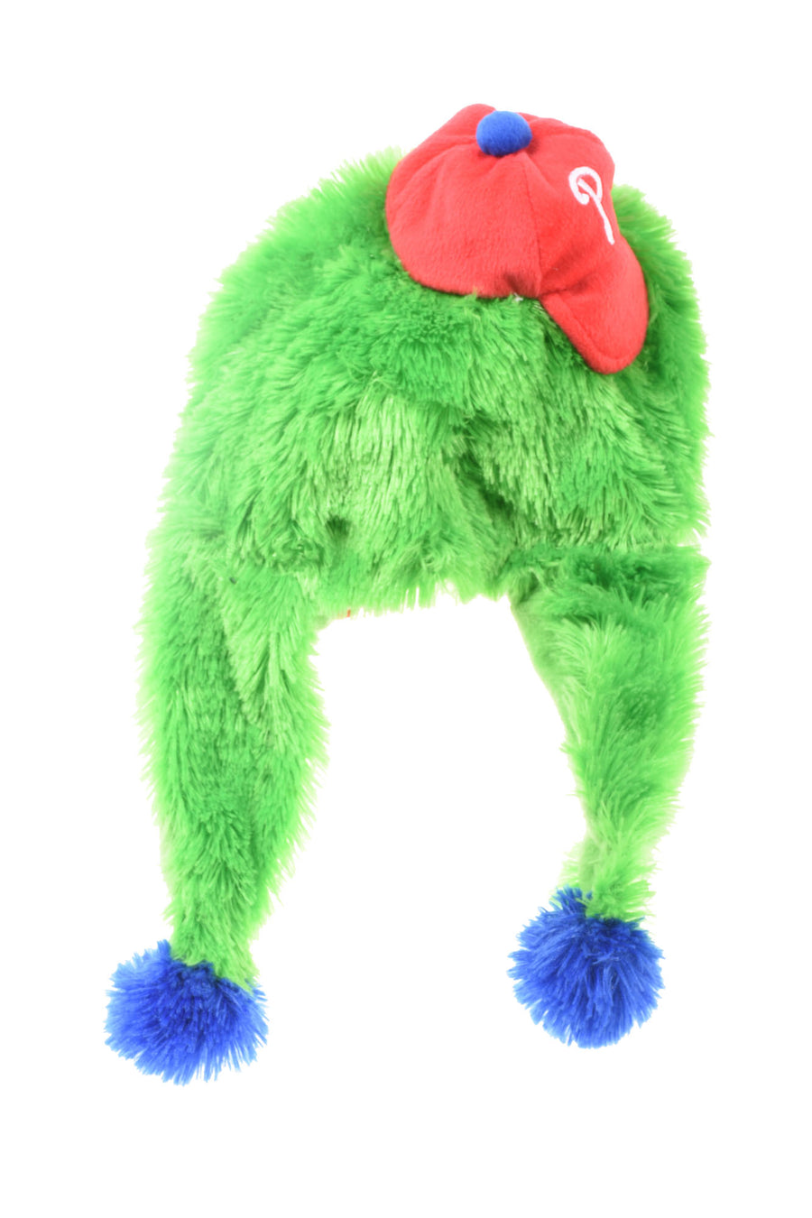 USED Disney Women's Phillies Phanatic Hat N/A Green