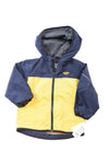 NEW Oshkosh Toddler Boy's Jacket 3T Yellow & Blue