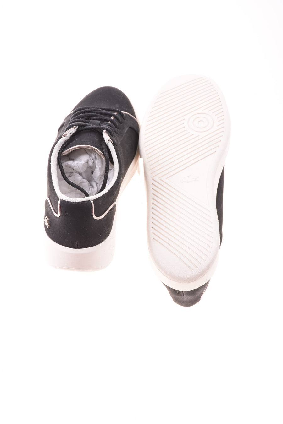 USED Lacoste Women's Shoes 6 Black