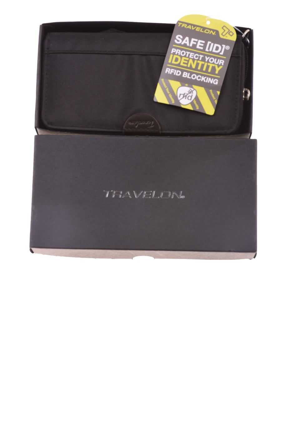 NEW Travelon Women's Wristlet N/A Black