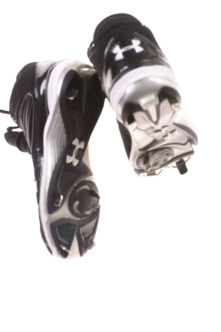 NEW Under Armour Men's Baseball Cleats 8 Black
