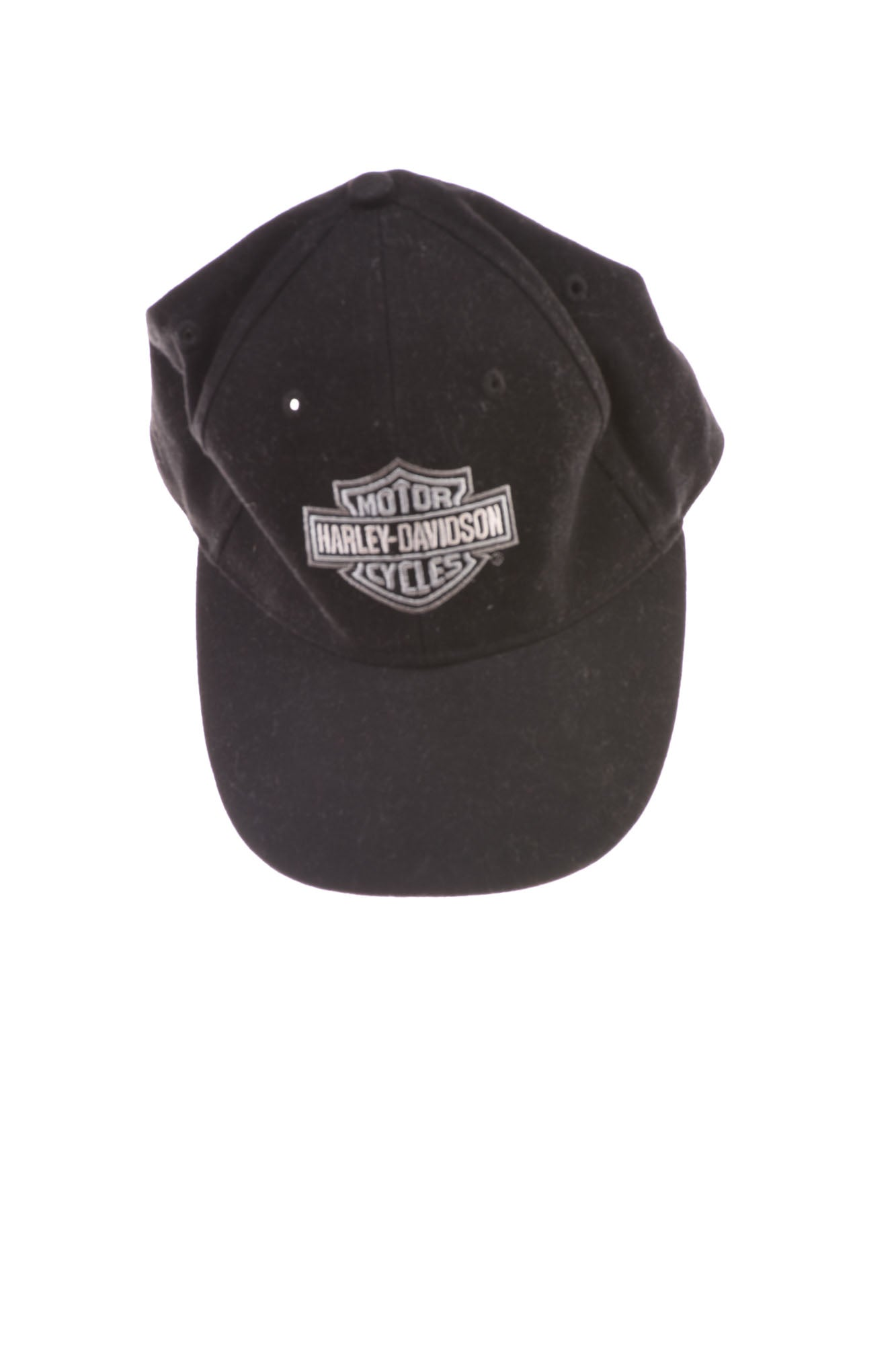 USED Harley Davidson Men s Hat One Size Black - Village Discount Outlet e5d44c01b39