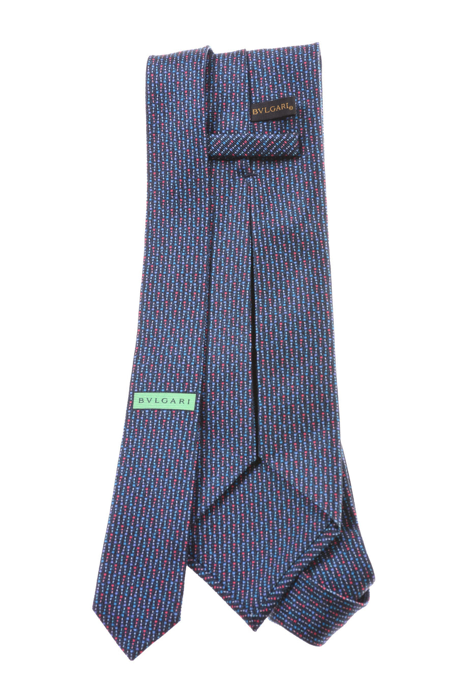 NEW DKNY Men's Tie N/A Blue