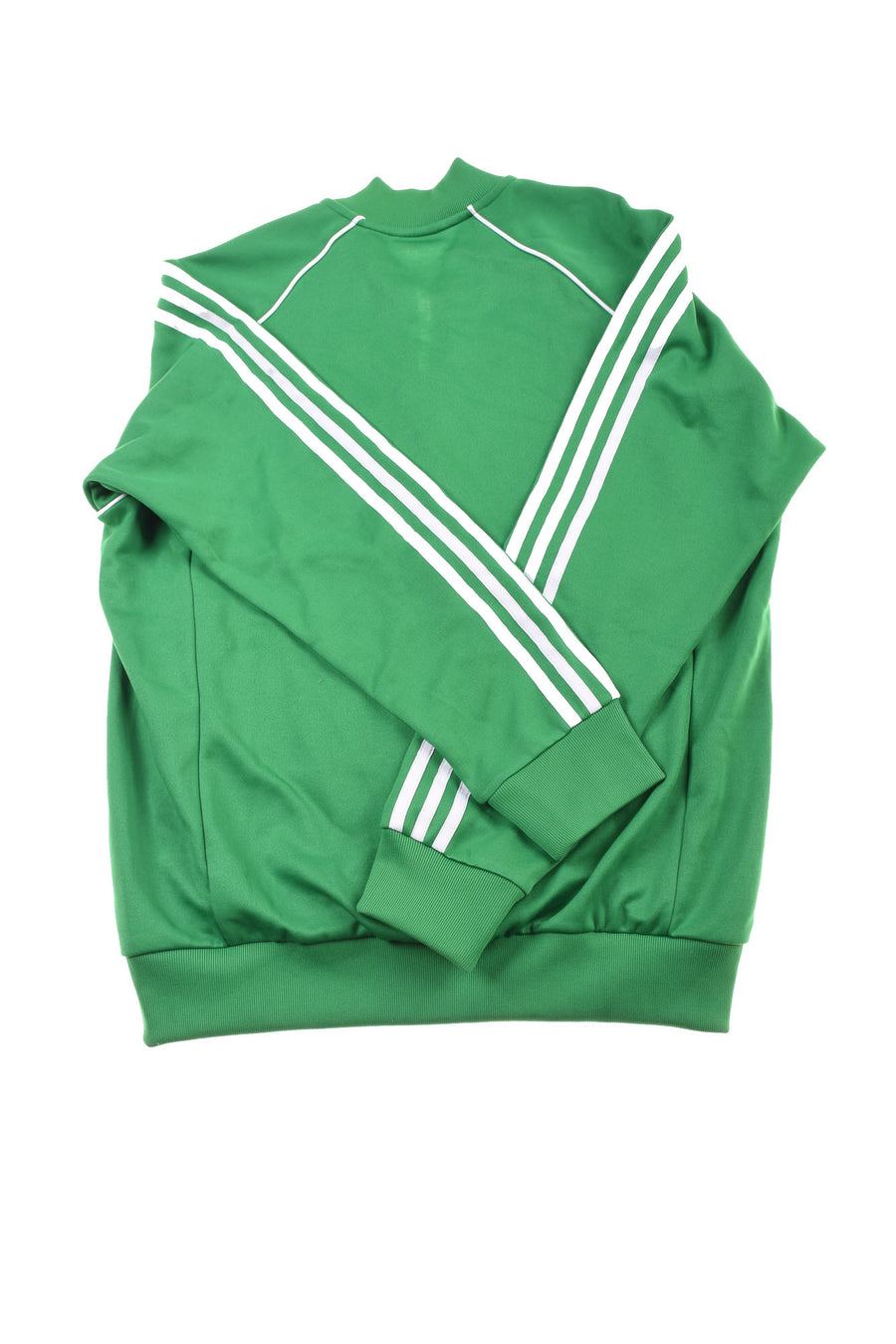 USED Adidas Women's Jacket Large Green