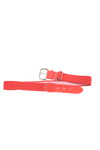 USED Adidas Men's Belt N/A Red