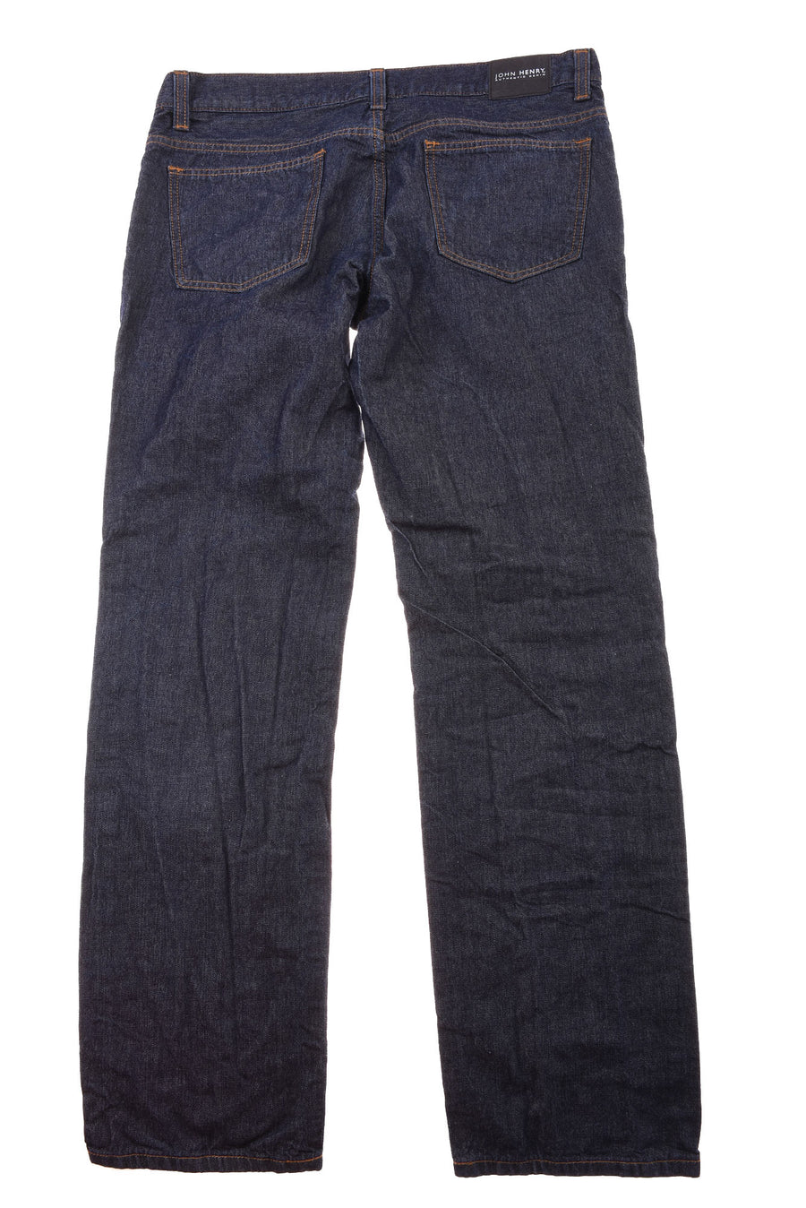 USED John Henry Men's Pants 34x32 Blue