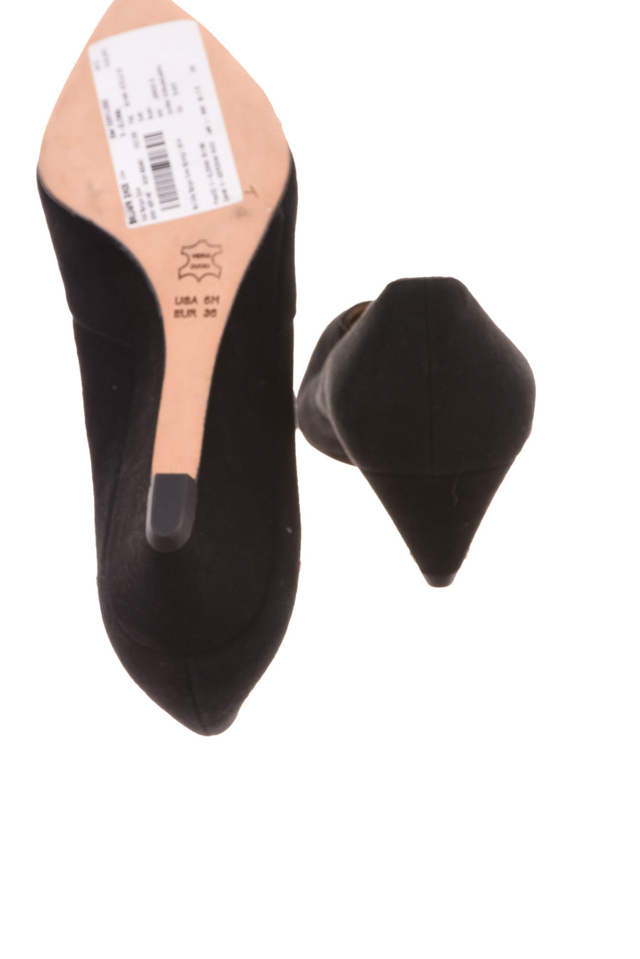 NEW Via Spiga Women's Shoes 6 Black