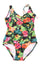 NEW Cross 1946 Women's Swimsuit Large Black