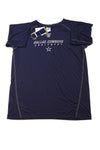 NEW Reebok Boy's Dallas Cowboys Shirt X-Large Blue