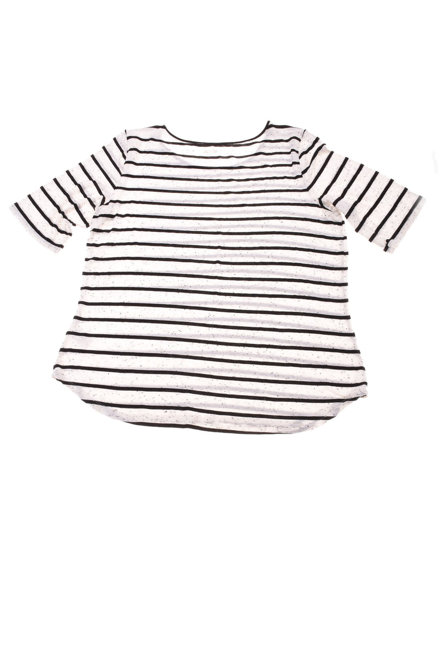 USED Apt. 9 Women's Top X-Large Black & White