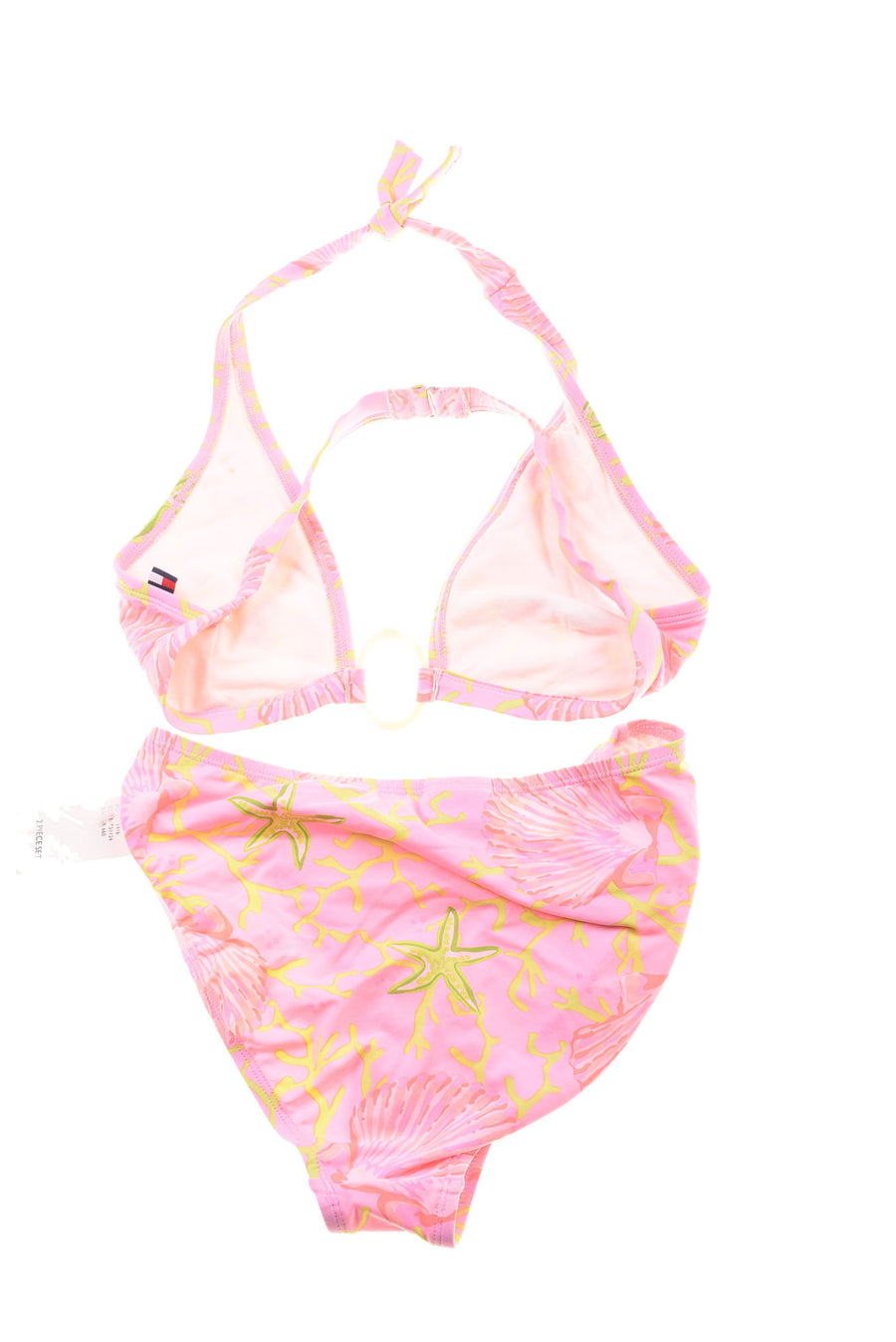 NEW Tommy Hilfiger Women's Swimwear Set 14 Pink