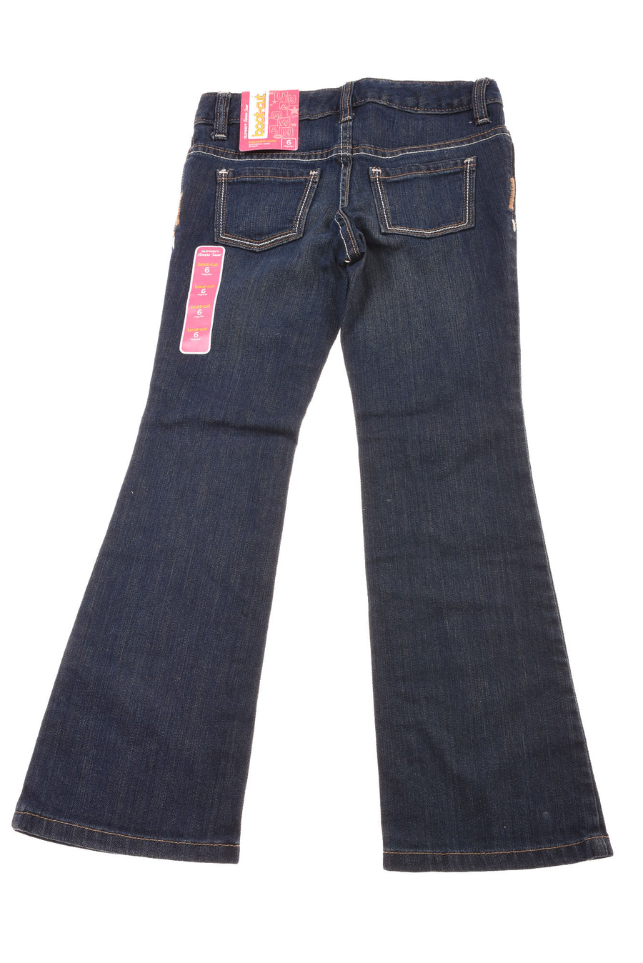 NEW Old Navy Girl's Pants 6 Blue