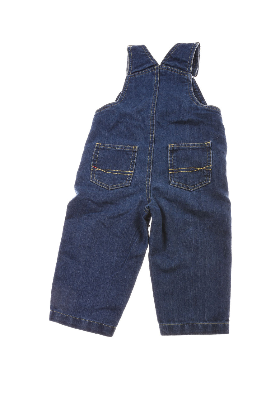 USED Tommy Hilfiger Baby Boy's Overalls 18 Months Blue
