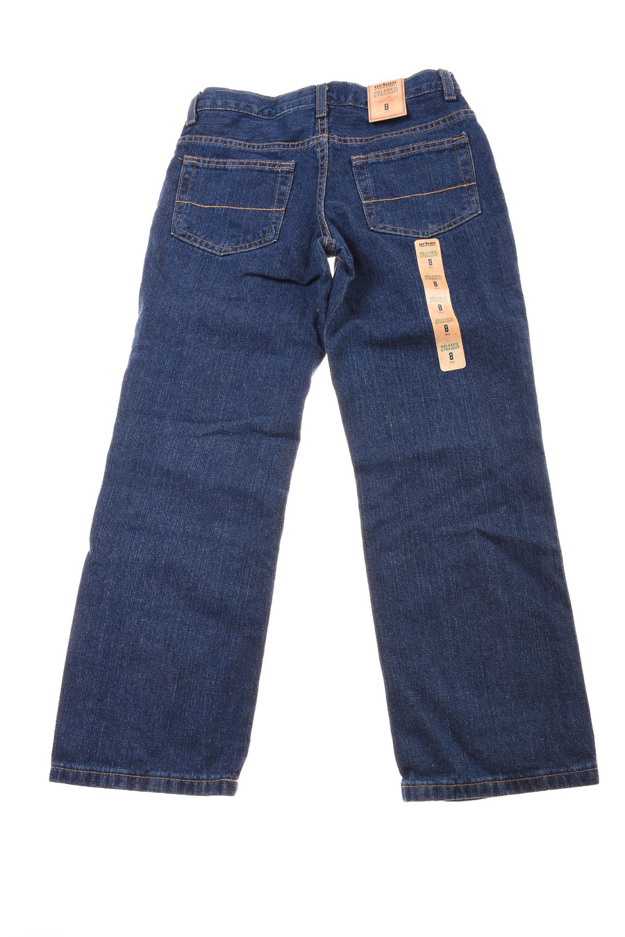 NEW Urban Pipeline Boy's Jeans 8 Regular Blue