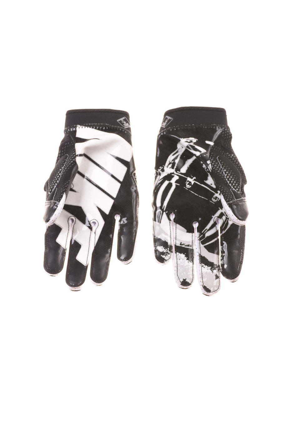 USED Nike Baseball Gloves Medium Black