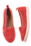 USED Clarks Collection Women's Wide Shoes  9.5 Red