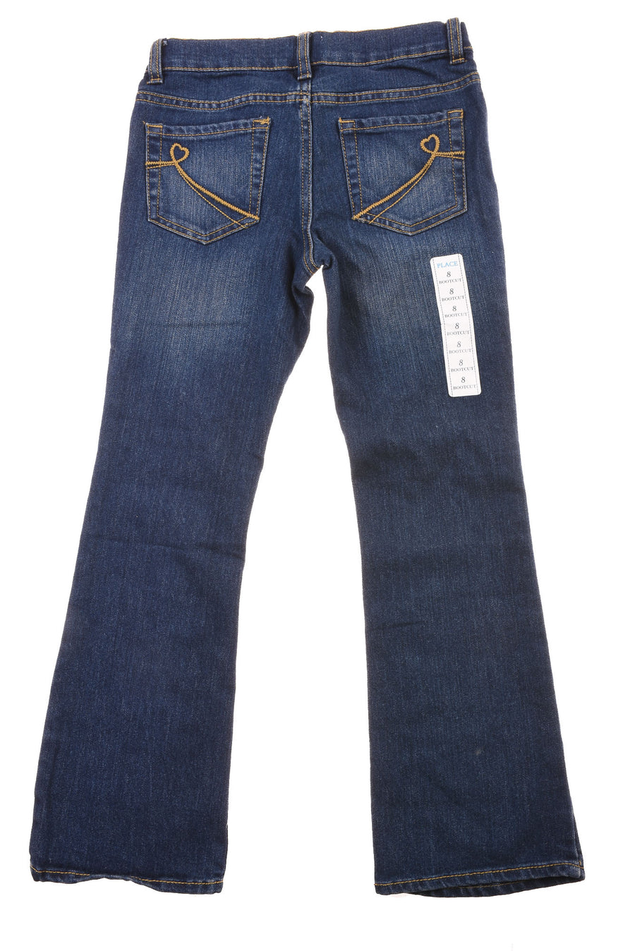 NEW The Children's Place Girl's Jeans  8 Blue