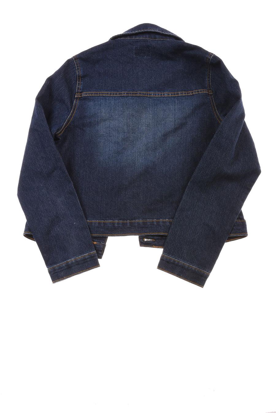 USED The Children's Place Girl's Denim Jacket  16 Blue