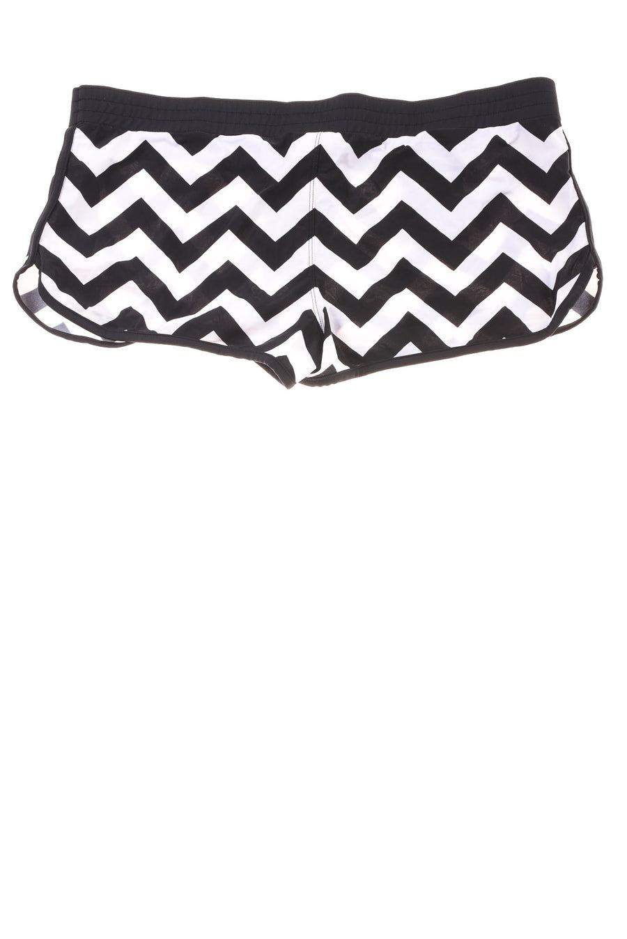 NEW Roxy Women's Swim Shorts Large Black & White
