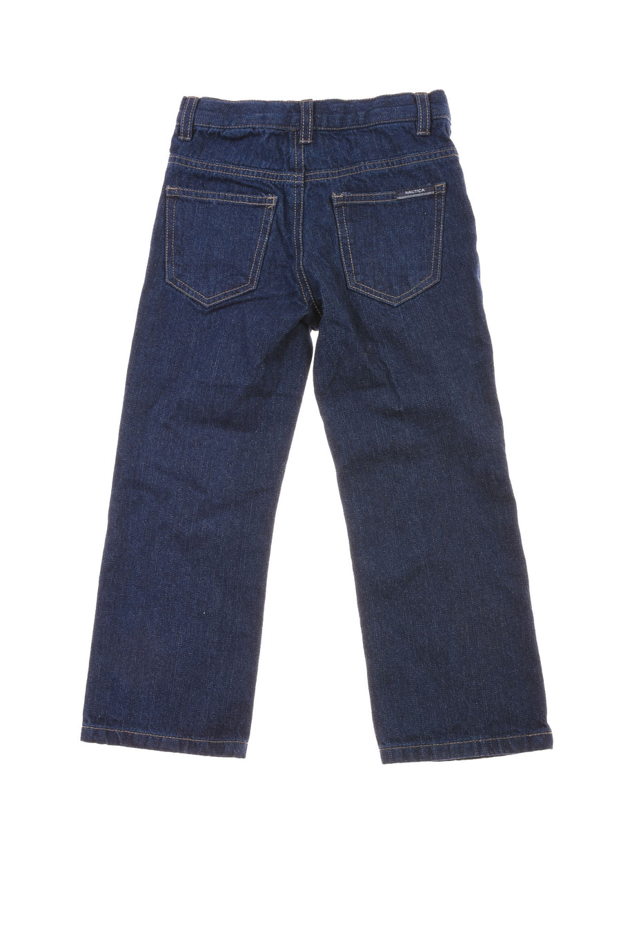 USED Nautica Toddler Boy's Pants 4T Blue