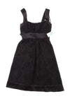 NEW B. Darlin Juniors Dress 9/10 Black