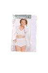 NEW Underscore Women's Briefs 6 White
