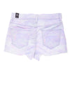 NEW abercrombie kids Girl's Shorts 14 Blue & Purple