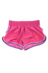 USED Under Armour Women's Shorts Small Pink & Purple