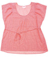 USED Motherhood Maternity Women's Maternity Top X-Large Pink