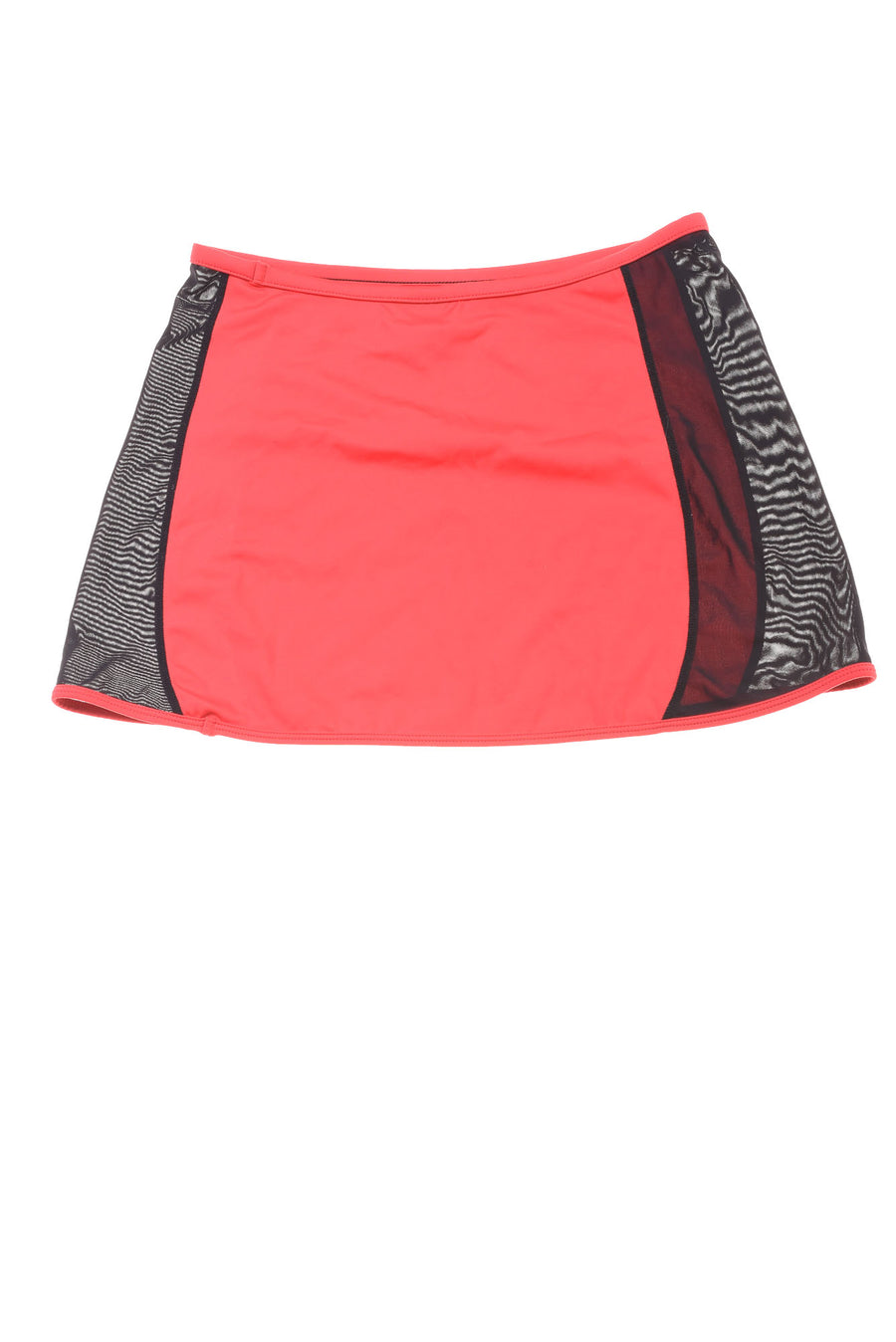 USED Nike Women's Skirt Small Red & Black