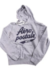 USED Aeropostale Men's Sweatshirt Medium Gray