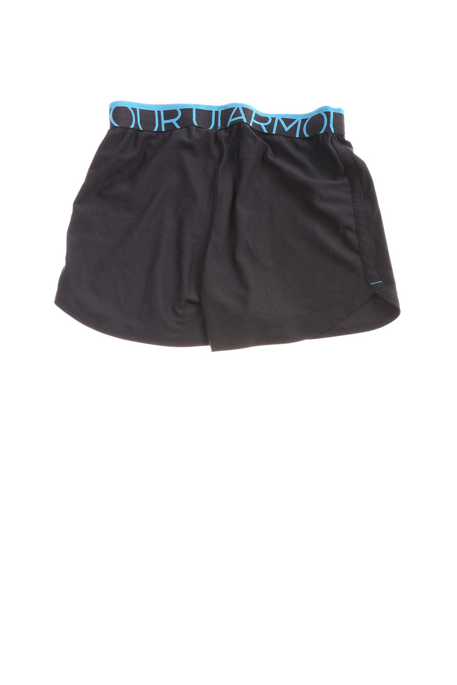 USED Under Armour Girl's Shorts Large Black