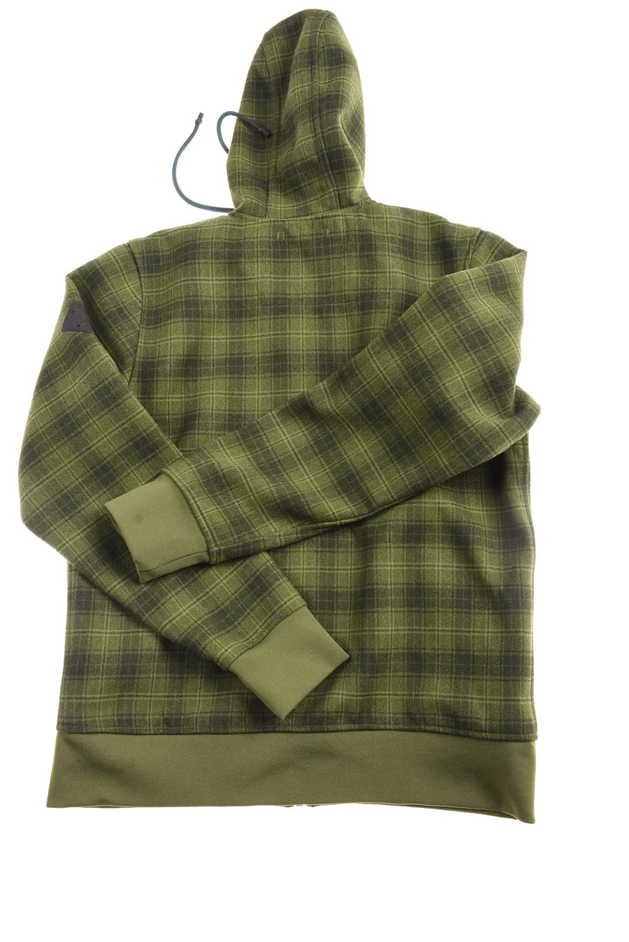 USED The North Face Men's Sweatshirt Medium Green