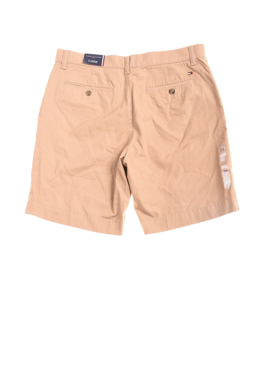 NEW Tommy Hilfiger Men's Shorts 33 Khaki