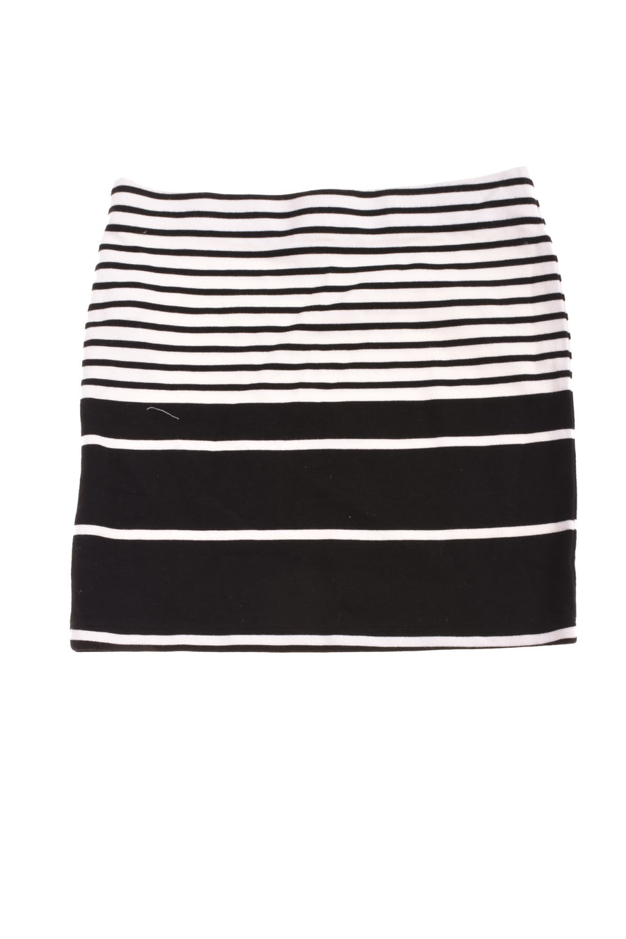 NEW Forever 21 Women's Skirt Small Black & White