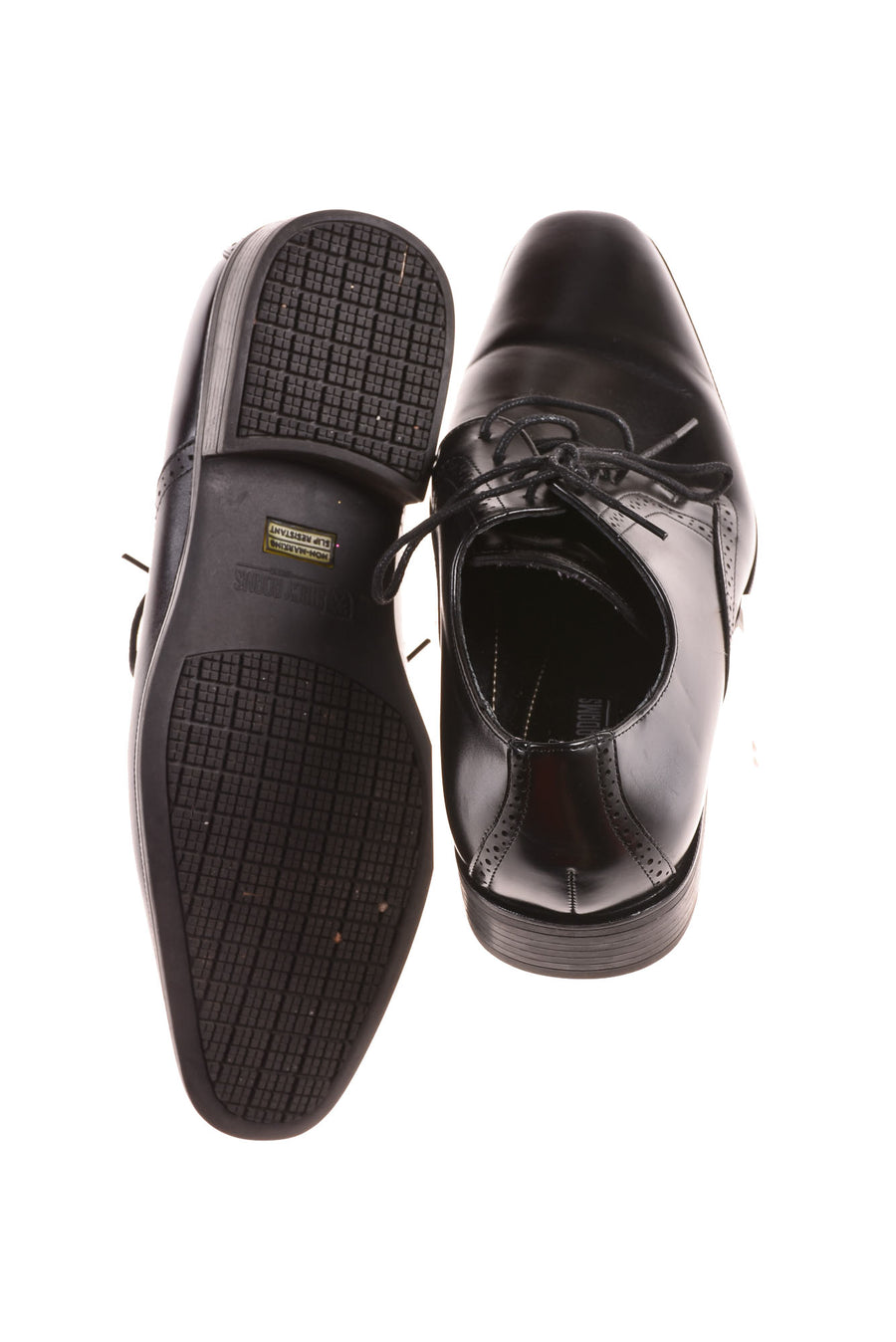 USED Stacy Adams Men's Shoes 11 Black